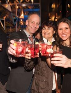 Josh Duhamel party