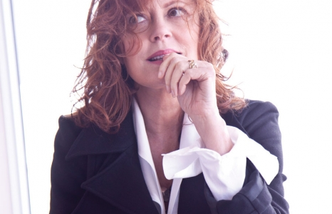 Susan Sarandon Backstage