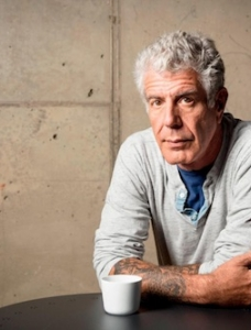 ANTHONY BOURDAIN 1956 — 2018