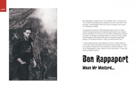Ben Rappaport