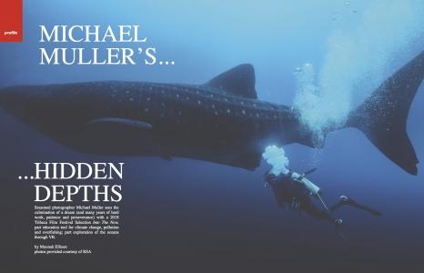 Michael Muller ... Hidden Depths