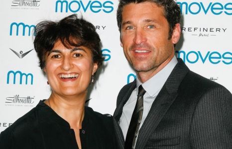 Patrick Dempsey Cover Party