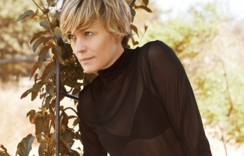 Robin Wright by Chesley Turner