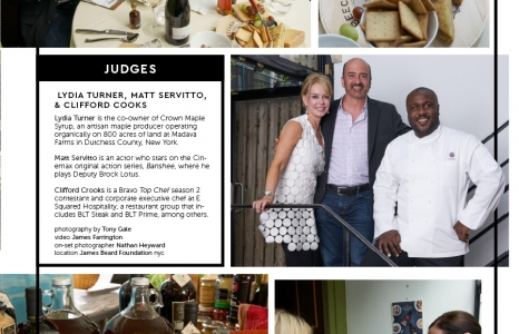 Personal Chef Challenge 2016