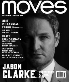 CLARKE COVER