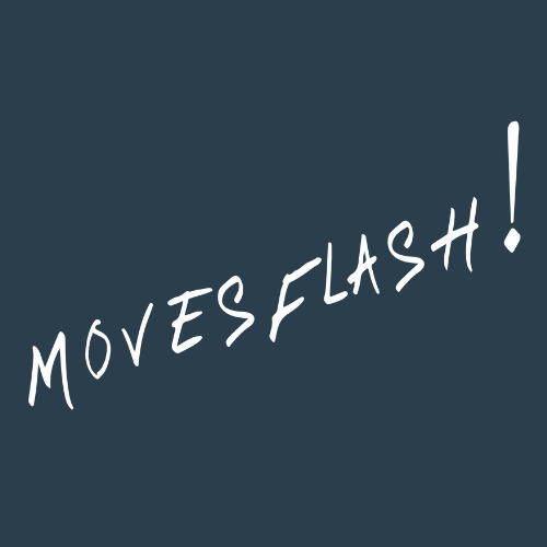 Moves Flash Logo