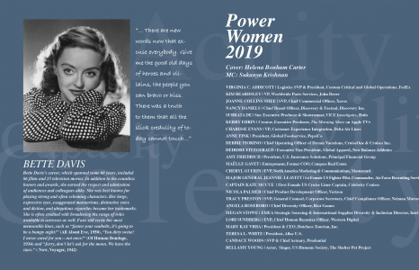 POWER WOMEN 2019
